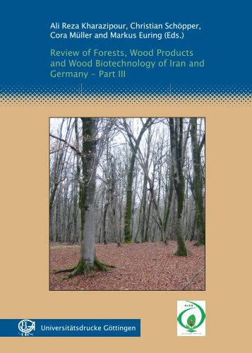 Review of forests, wood products and wood biotechnology ... - GWDG