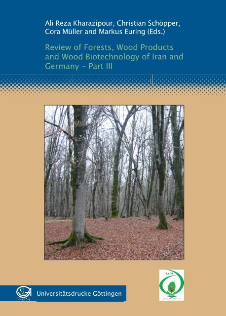 Review Of Forests Wood Products And Wood Biotechnology Gwdg
