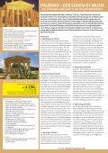 KULTURREISEN MUSIKREISEN FESTTAGSREISEN - Droste-Reisen - Page 4