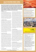 KULTURREISEN MUSIKREISEN FESTTAGSREISEN - Droste-Reisen - Page 5