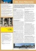 KULTURREISEN MUSIKREISEN FESTTAGSREISEN - Droste-Reisen - Page 6