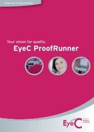 EyeC ProofRunner - EyeC-GmbH