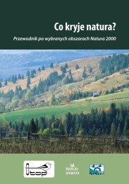 Przewodnik po obszarach Natura 2000 (pdf, 7 MB - Ogólnopolskie ...