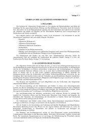 Lehrplan der Allgemeinen Sonderschule - cisOnline