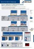 werkbänke - Metzler - Seite 7