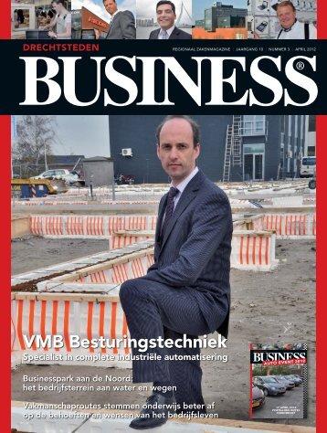 VMB Besturingstechniek - Drechtsteden BUSINESS