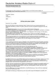 Rundschreiben 2/2004 - Ortsverband Griesheim F42