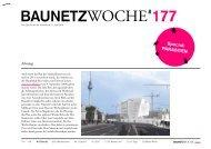 BAUNETZWOCHE#177