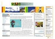 Heute: Lange Nacht der Museen - Kulturprojekte Berlin