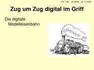 Zug um Zug digital im Griff