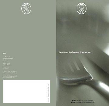 SDP-358-06 Pott Prospekt RZ.indd - Welt-der-Messer.ch