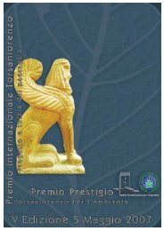 Scarica il pdf del TSL Informa Aprile - Premio Internazionale ...