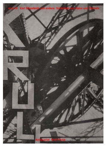 Exponate (PDF) - Galerie M + R Fricke