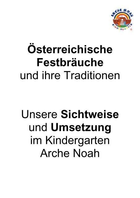 Der Heilige Abend - Arche Noah
