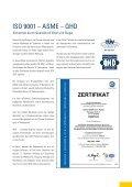 Technische Bedingungen - Düker GmbH & Co KGaA - Seite 3