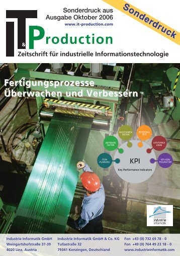 Industr. Infor.qxp - Industrie Informatik GmbH