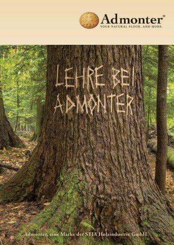Admonter, eine Marke der STIA Holzindustrie GmbH