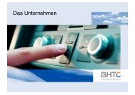 BHTC | Behr-Hella Thermocontrol GmbH Ulrich Wittköpper Stand