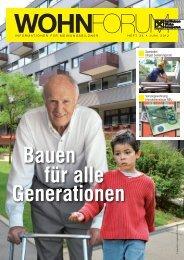 Wohnforum 01/2012 (pdf)