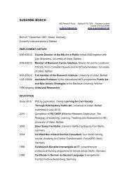 Download CV here! - Susanne Bosch