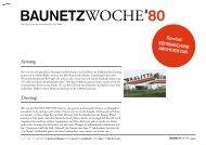 BAUNETZWOCHE#80