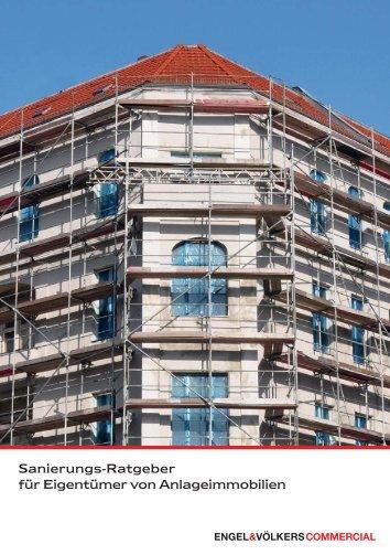 Sanierungs-Ratgeber für Eigentümer von Anlageimmobilien