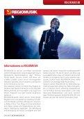 Komplette Magazin ist auch hier als PDF download - Regiomusik - Page 5