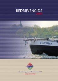 Bedrijvengids 2009 - Waterwegen en Zeekanaal