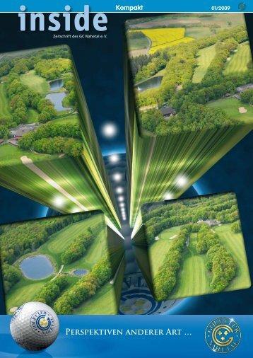 PERSPEktivEN ANdERER ARt … - Golf Club Nahetal