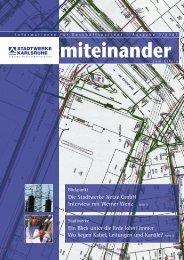 Die Stadtwerke Netze GmbH Interview mit Werner Wenz Seite 3 Ein ...