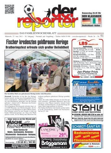 Fischer kredenzten goldbraune Heringe - Der Reporter