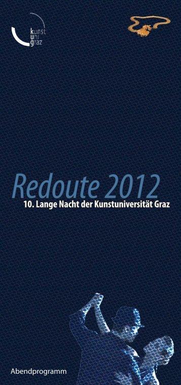 Programm - Universität für Musik und darstellende Kunst Graz