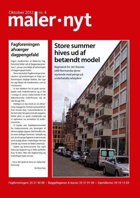 Store summer hives ud af betændt model - Malernes Fagforening ...