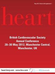 pdf download - British Cardiovascular Society