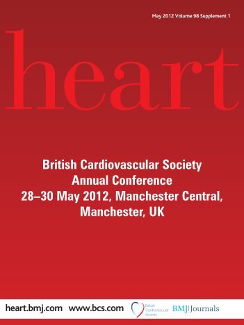 pdf download - British Cardiovascular Society