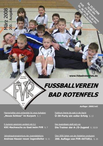 Ausgabe März 2008 Werbung