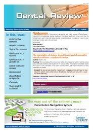 Dental Review™ - Oral Health Forum