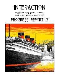 Progress Report #3 - The Fanac Fan History Project