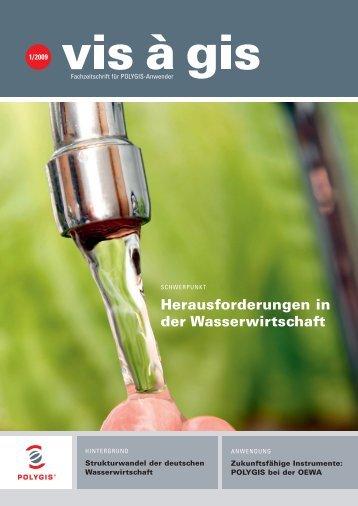 Fachzeitschrift für pOLYgiS-Anwender - LANDSCAPE GmbH