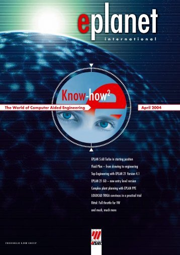 Know-how2 - EPLAN