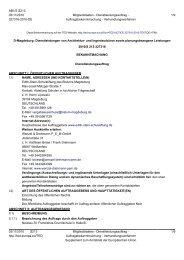 D-Magdeburg: Dienstleistungen von Architektur- und ...