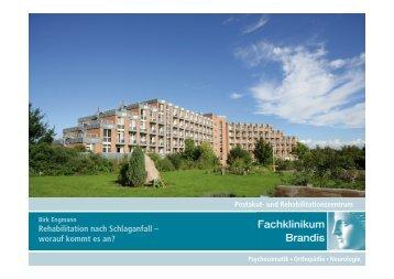 Rehabilitation nach Schlaganfall - Fachklinikum Brandis