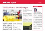 .report - Simona AG