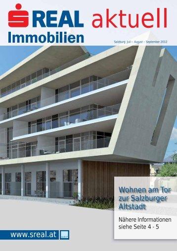 Salzburg (Ausgabe Juli - September 2012) - s REAL
