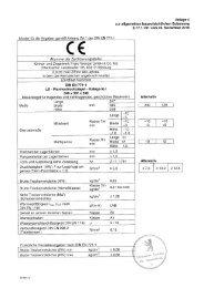 Download der CE Muster - Unipor