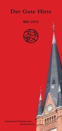 Der Gute Hirte Mai 2012 - Evangelische Kirchengemeinde Zum ...