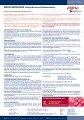 Zum Serviceformular - Alpha - Seite 2