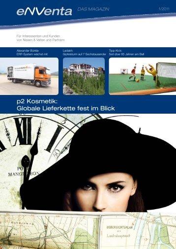 eNVenta-Magazin Nr.3 - Nissen & Velten Software GmbH