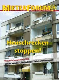 Download - Mieterverein