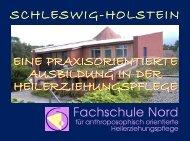 kurzinfo - Fachschule Nord in Kiel